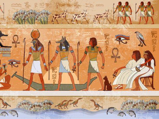 Histoire du Parfum pendant l'Égypte Antique