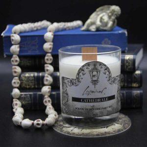 Bougie Parfumée Cathédrale - Lupanar