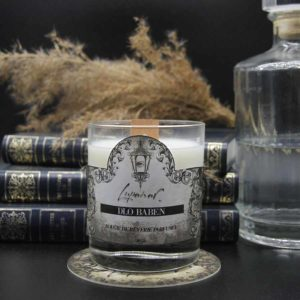 Bougie Parfumée Dlo Baben - Lupanar