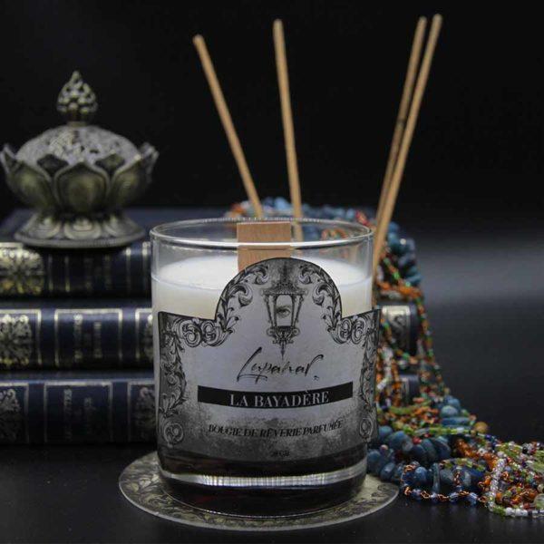Bougie Parfumée La Bayadère - Lupanar