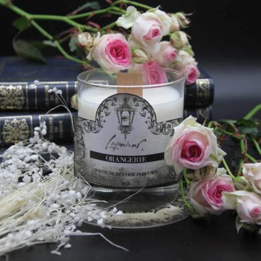 Bougie Parfumée Orangerie - Lupanar