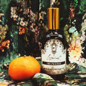Brume Parfumée - Quartier Orangerie Strasbourg - Parfum d'intérieur