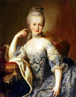 Marie-Antoinette trahie par une odeur de Jasmin