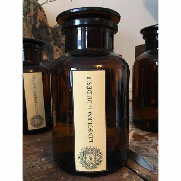 Parfum Insolence du Désir - Bar à Parfum Serena Galini