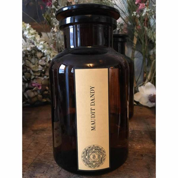 Parfum Maudit Dandy - Bar à Parfum Serena Galini