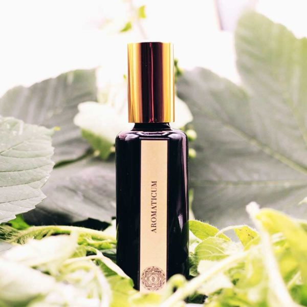 Aromaticum - Parfum Naturel Aromatique