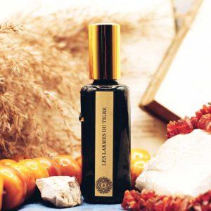 Les Larmes du Tigre - Parfum Naturel Ambre et Miel