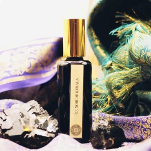 Or Noir de Kerala - Parfum Naturel Tabac et Poivre