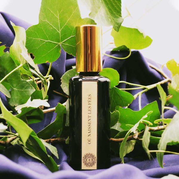 Où Naissent les Fées - Parfum Naturel Bergamote
