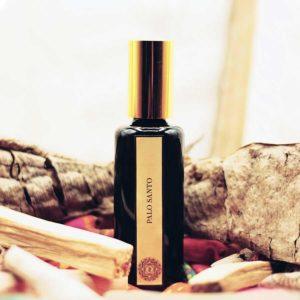 Palo Santo - Parfum Naturel Fêve Tonka et Bois de Gaiac