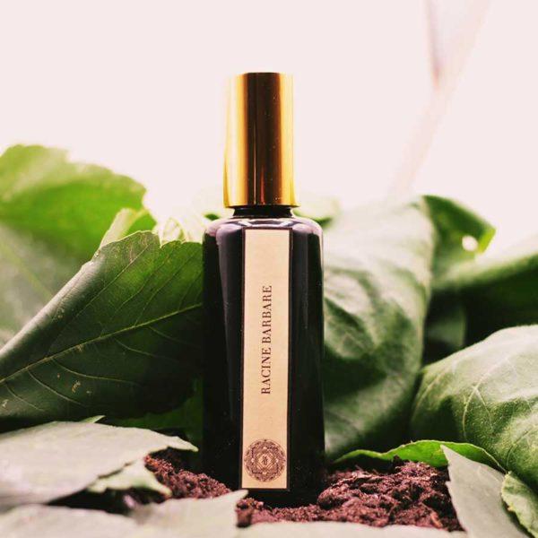 Racine Barbare - Parfum Naturel Rhubarbe et Santal