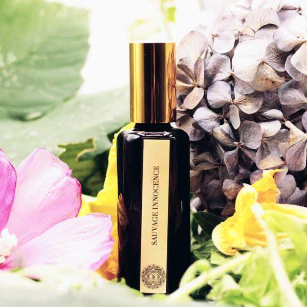Sauvage Innocence - Parfum Naturel Fleurs