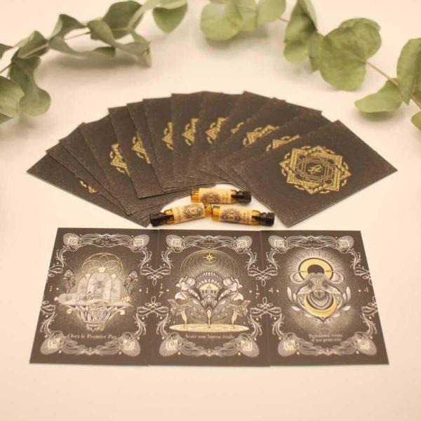 Cartes Eauracle Tarot Serena Galini