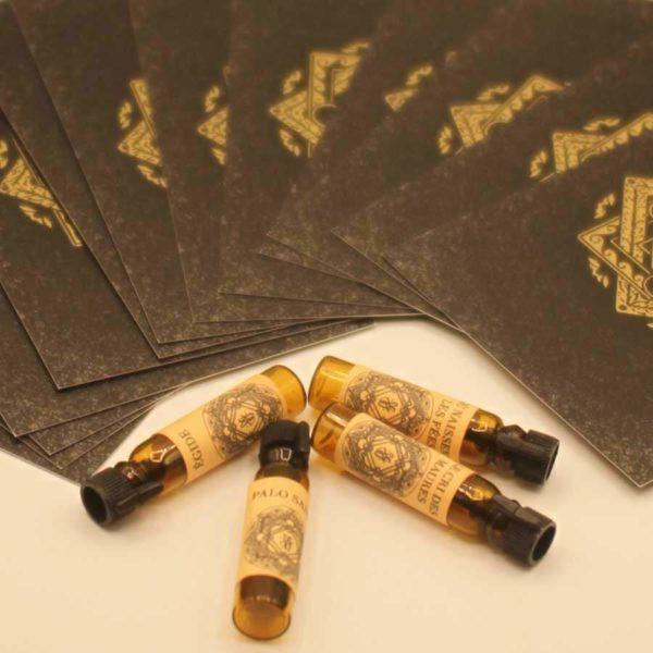 Tarot de Marseille Maison de Parfum Serena Galini