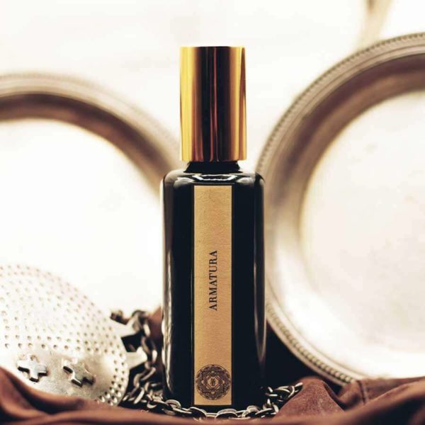 Armatura - Parfum Naturel Rose de Damas et Cuir