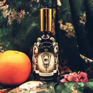 brume d'intérieur Orangerie Strasbourg - Parfum d'intérieur Maison Lupanar