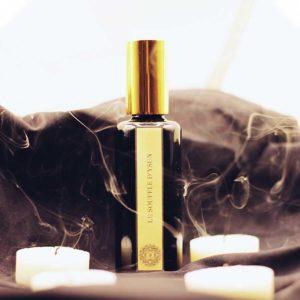 Le Souffle d'Ysun - Parfum Naturel Cèdre, Baies de Rose, Agrumes...