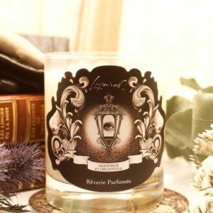 Bougie Grandeur et Décadence - Lupanar Bougie parfumée