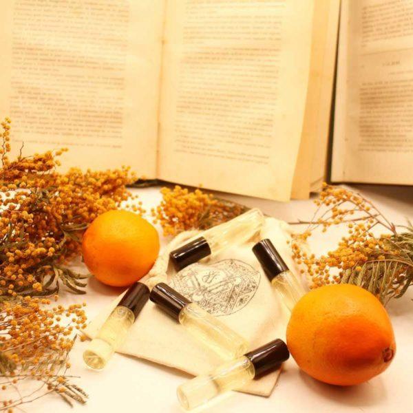Coffret parfums 100% naturel Espiègle