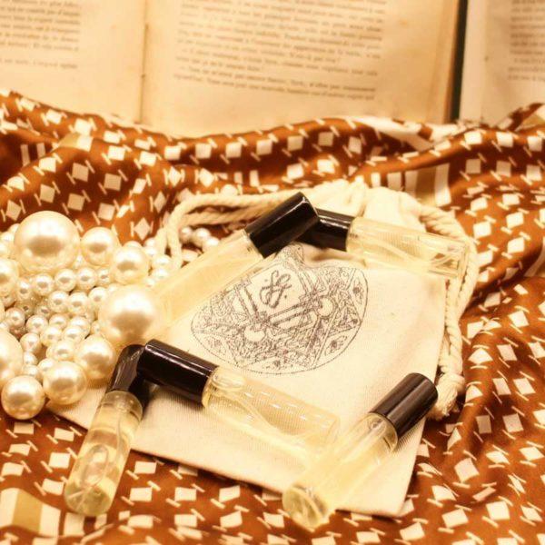 Coffret parfums 100% naturel Sophistiqué